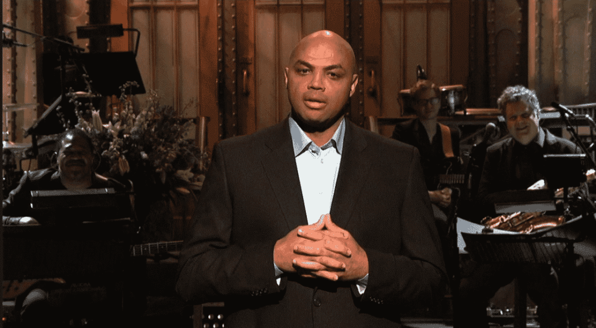Birmingham native Charles Barkley will host SNL for 4th time