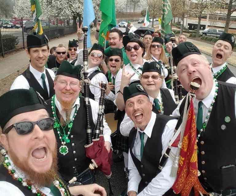 Birmingham, parade, St. Patricks Day, St. Patricks Day Parade, Birmingham south side, Birmingham 5 points south