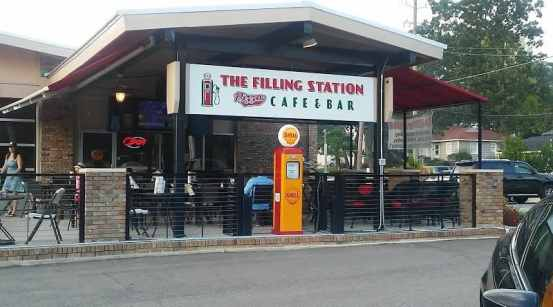 Birmingham, The Filling Station, Wild Heaven Beer, beer, pizza, food, restaurants, brews