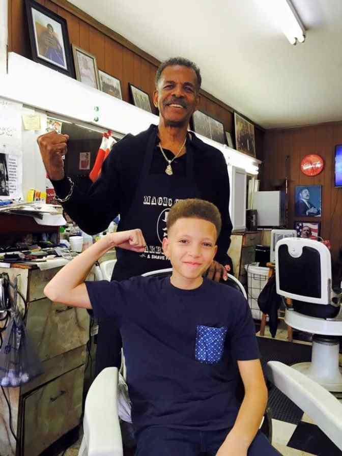 Birmingham, Magic City Barber Shop and Shave Parlor