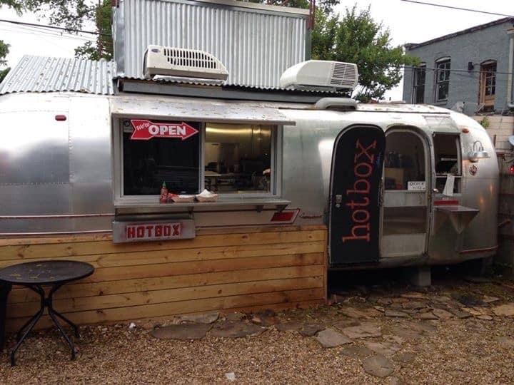 Birmingham, Parkside Bar, Parkside Cafe, Hotbox, Birmingham food trucks