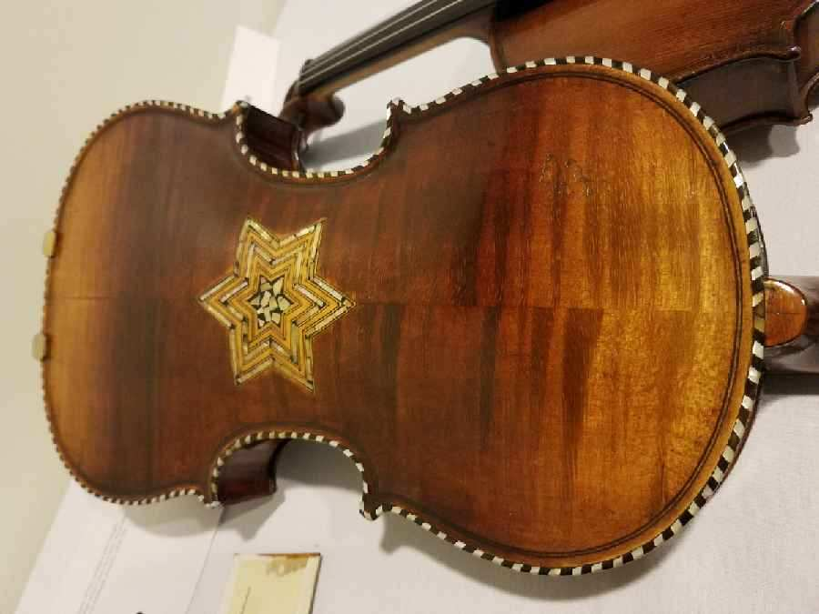 Violins of Hope, instruments for tolerance and peace arrive in Birmingham
