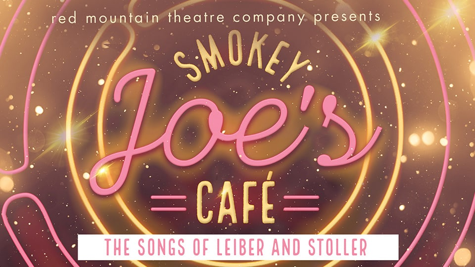 Local Birmingham actor, Brandon McCall, lands role in the Red Mountain Theatre Company's production of Smokey Joe's Café