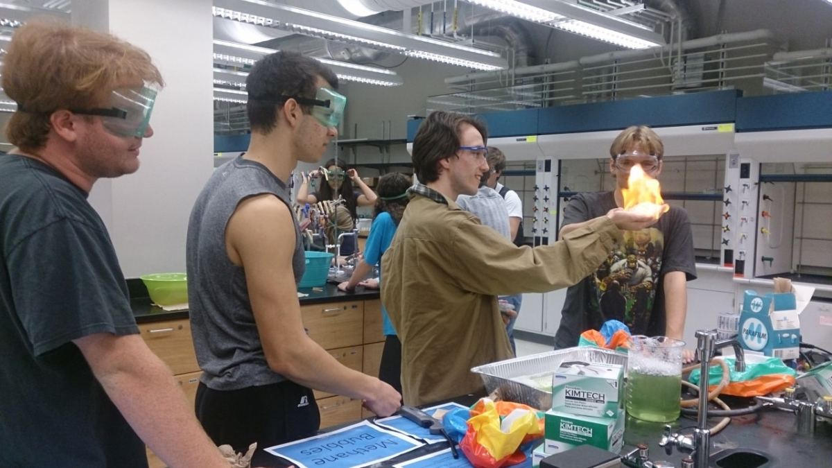 UAB to host Mad Scientist Day events for elementary and high school kids in Birmingham