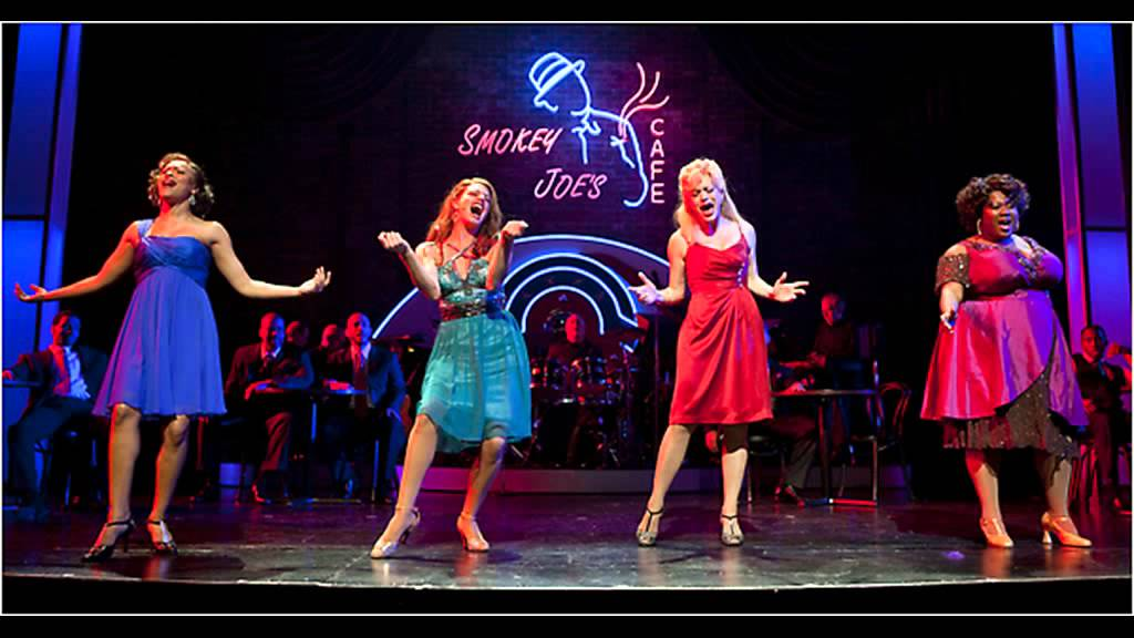 Get a sneak peek into the Broadway hit Smokey Joe's Cafe coming to Birmingham's Red Mountain Theatre Company May 11-27