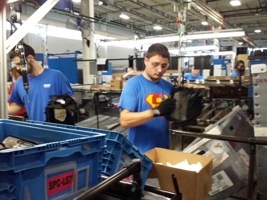 Stewart Industries to provide 200+ Birmingham jobs when airport facilty opens