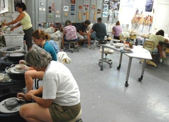 Birmingham, Red Dot Gallery, ceramics, pottery, clay, ceramics classes