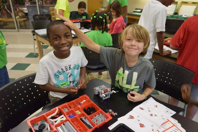 Birmingham, McWane Science Center, summer camp