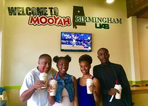 Mooyah's Birmingham