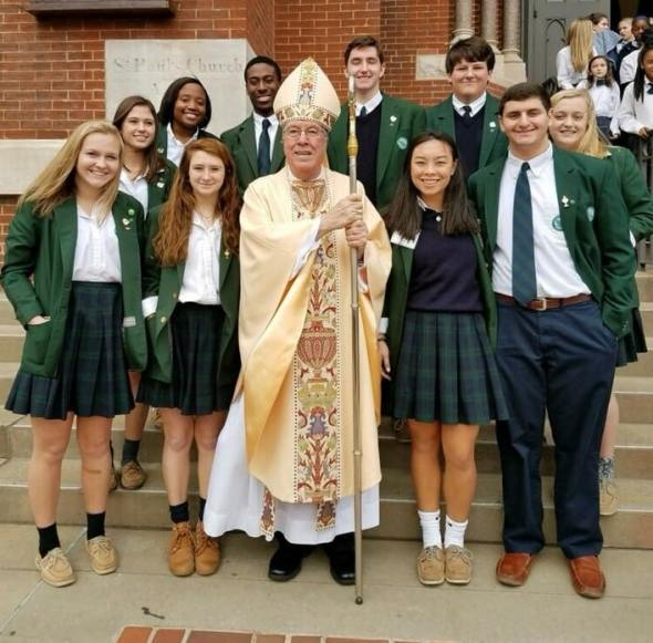 Birmingham, John Carroll Catholic High School, private schools in Birmingham, Birmingham private schools