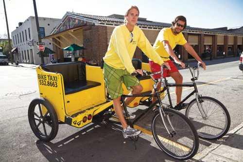 Birmingham, Alabama, pedicab