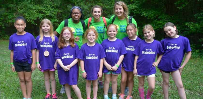 Birmingham, Camp Seale Harris, diabetic camps, summer camps