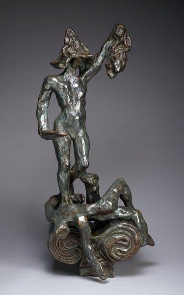 Perseus – Homage to Benvenuto Cellini