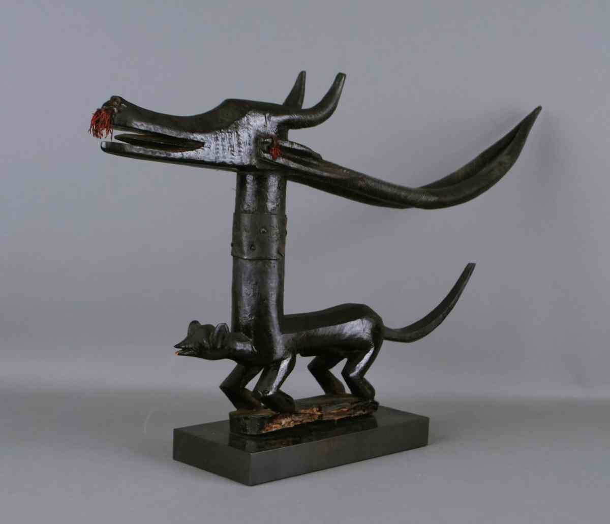 Antelope Headdress (Chi Wara)