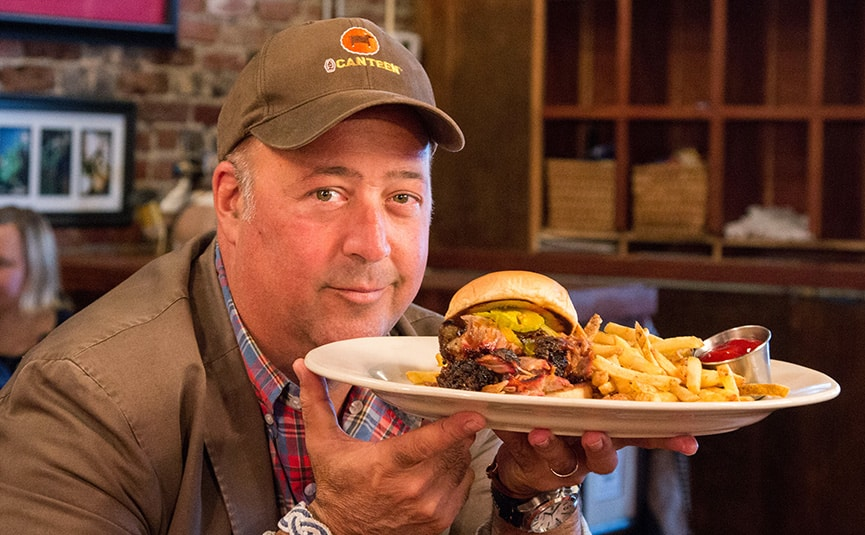 "Birmingham episode of ""The Zimmern List"" to air Saturday, December 22"