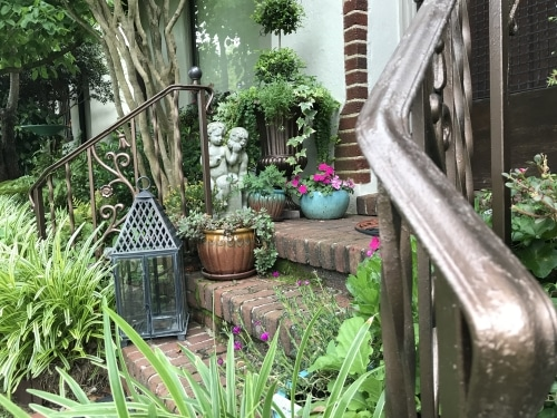 Birmingham, Alabama, Cliff Court Cottages, tiny houses