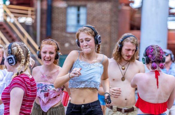Birmingham, Sloss Fest, Sloss Music and Arts Festival, Red Mountain Entertainment, music in Birmingham, music festivals in Birmingham, summer festivals in Birmingham