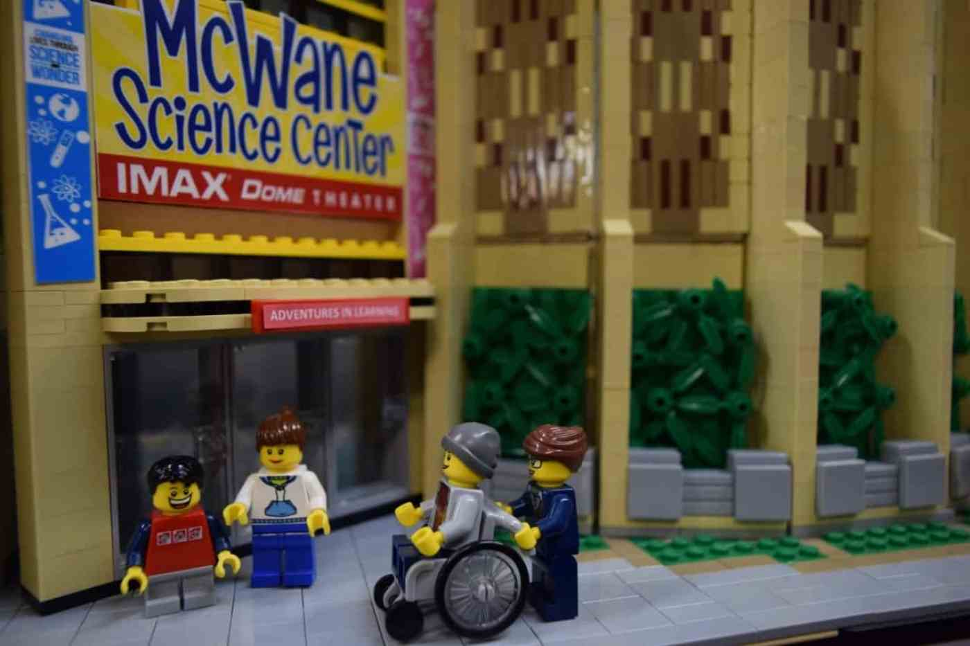 Birmingham, McWane Science Center, LEGO, Legos, Lego Day, Lego Day at McWane Science Center