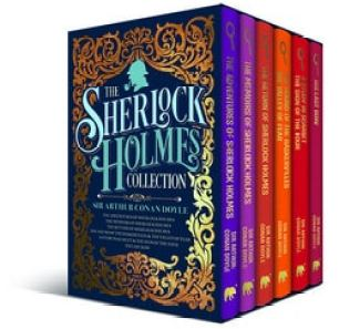 Birmingham, Books-A-Million, BAM, Sherlock Homes, Sherlock Holmes Box Collection, Father's Day, Father's Day 2018, Father's Day Gift Guide