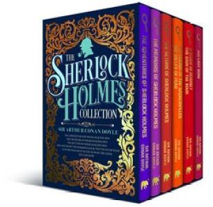 Birmingham, Books-A-Million, BAM, Sherlock Homes, Sherlock Holmes Box Collection, Father's Day, Father's Day 2018, Father's Day Gift Guide