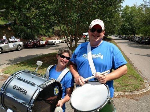 Birmingham, Crestwood Community Band, community band in Birmingham, community band