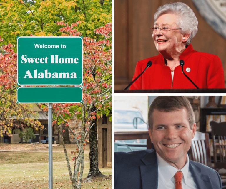 Birmingham, Alabama, governor, Kay Ivey, Walt Maddox
