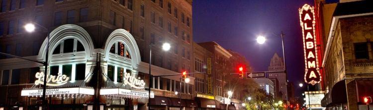 Birmingham, Alabama, Lyric Theatre