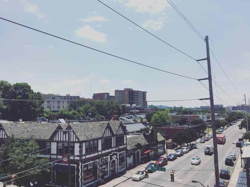 Birmingham, Alabama, the Metropolitan