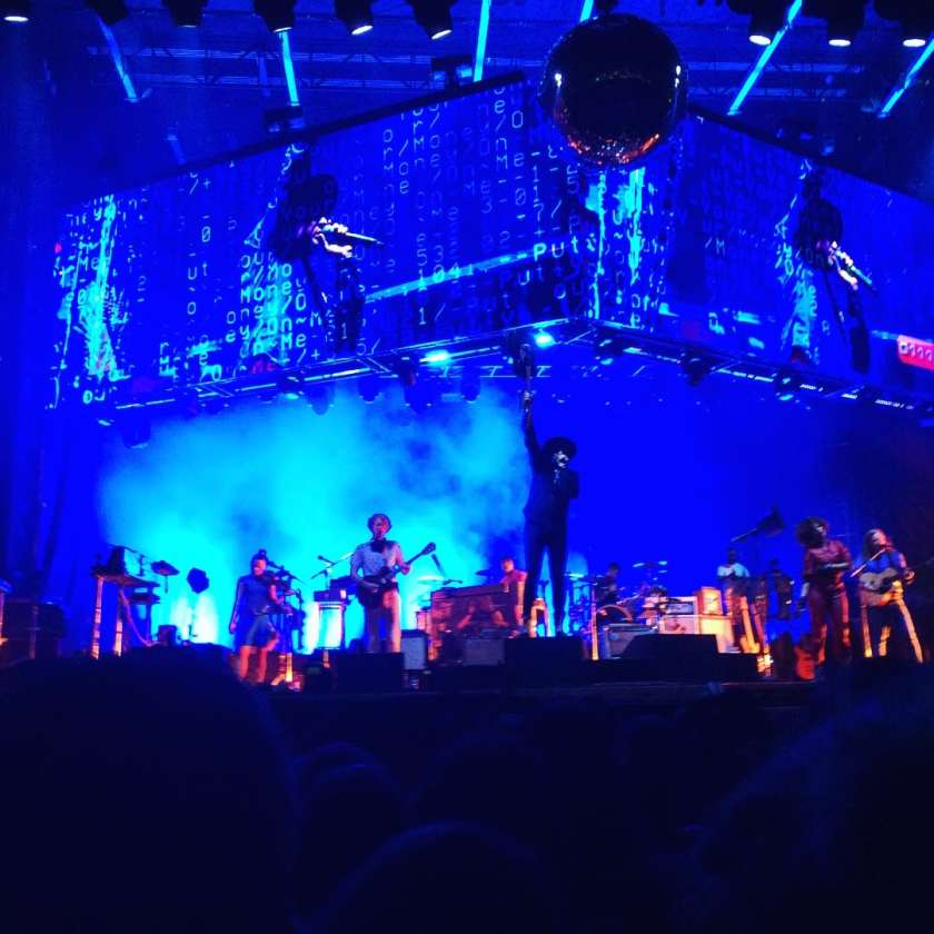 Birmingham, Arcade Fire, Sloss Fest, Sloss Fest 2018, Sloss Music and Arts Festival