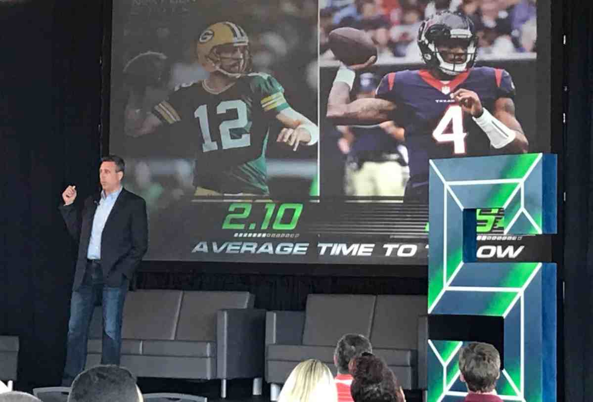 10 sports analytics insights from ESPN's Ben Alamar at Sloss Sport 2018