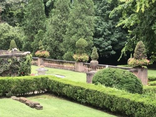 Birmingham, Alabama, secret garden house in Homewood