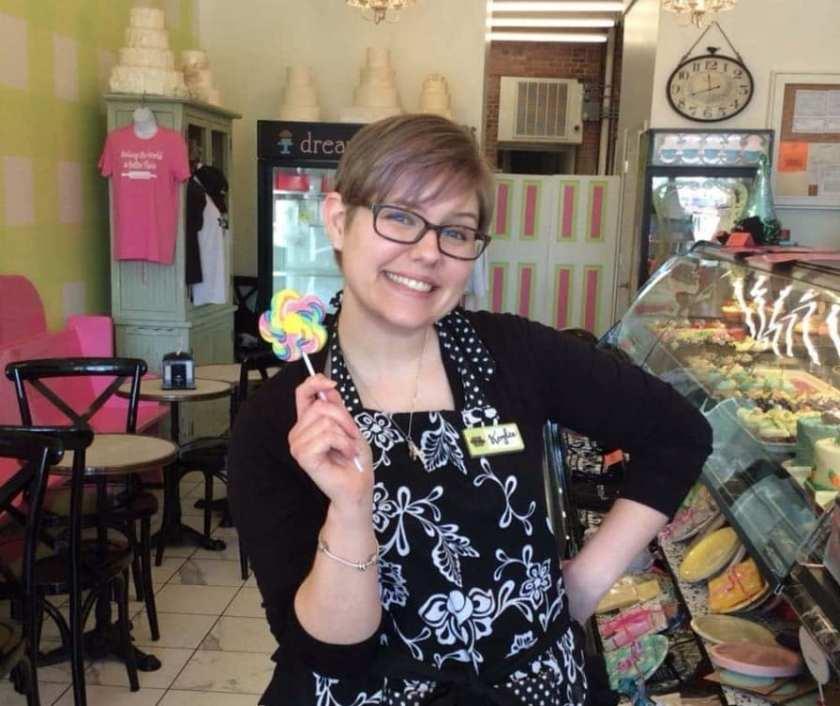Birmingham, Dreamcakes Bakery, Birmingham bakeries, bakeries in Birmingham, Dreamcakes cupcake truck