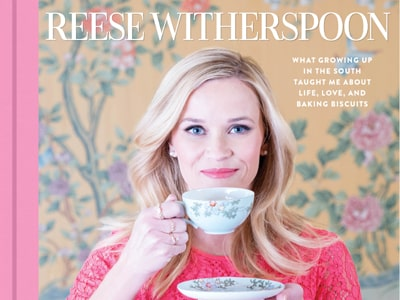 Reese Witherspoon heads to Birmingham this September to promote her book, Whiskey in a Teacup at the Alabama Theatre
