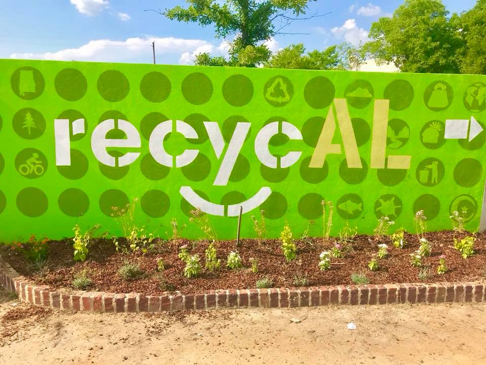 Alabama Environmental Council Recycling Center will temporarily close this week. It will re-open September 1 with new hours
