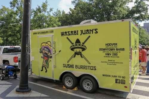 Birmingham, Alabama, Wasabi Juan's