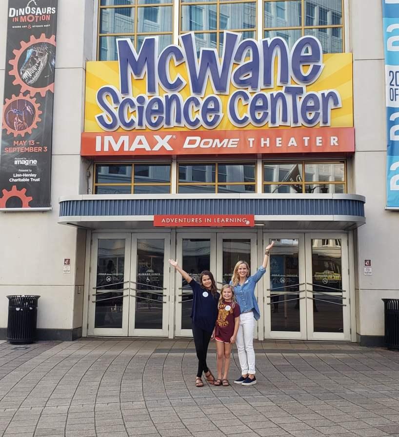 Birmingham, McWane Science Center, Beaker Seekers