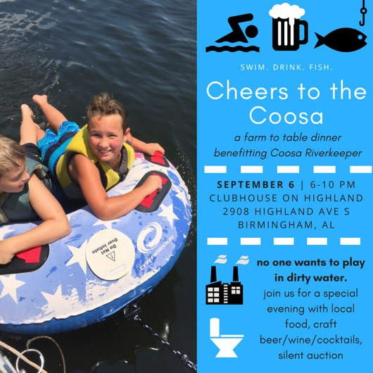 Cheers to the Coosa 2018