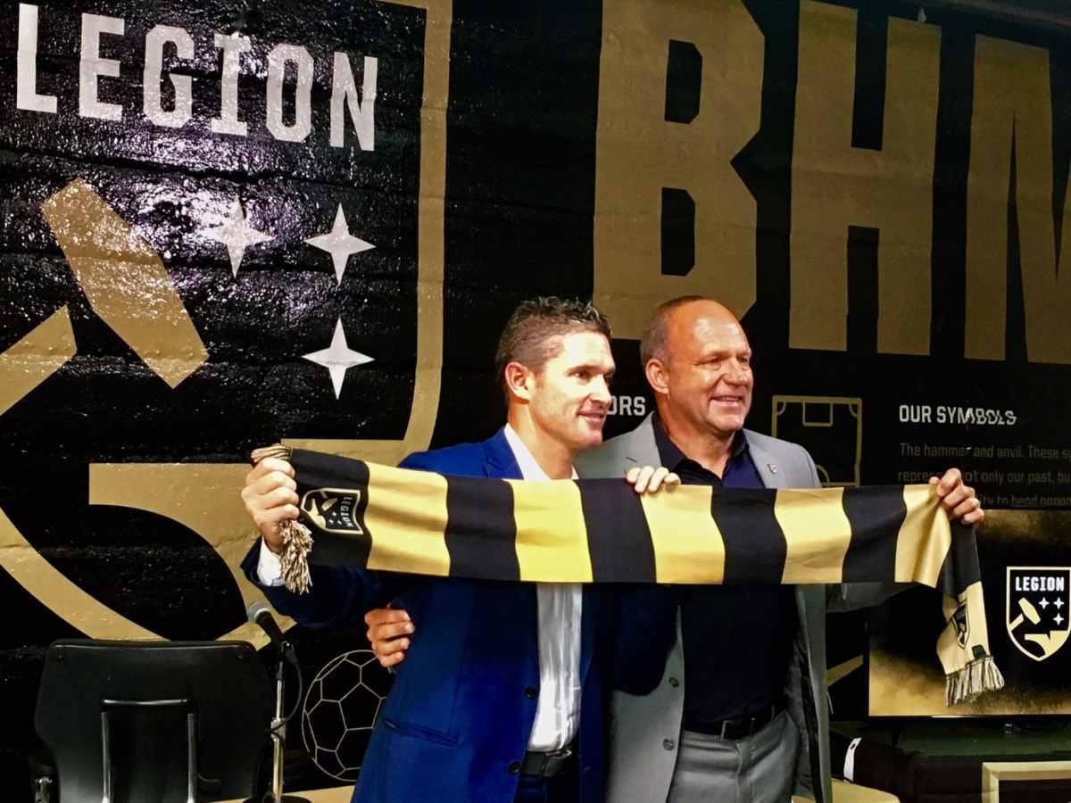New Birmingham Legion Football Club head coach Tom Soehn calls for fanbase to be team's 12th man
