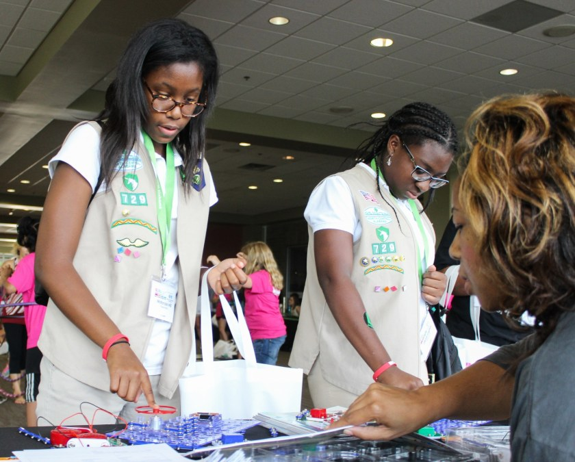 Birmingham, Girl Scouts of North-Central Alabama, One Smart Cookie Celebration