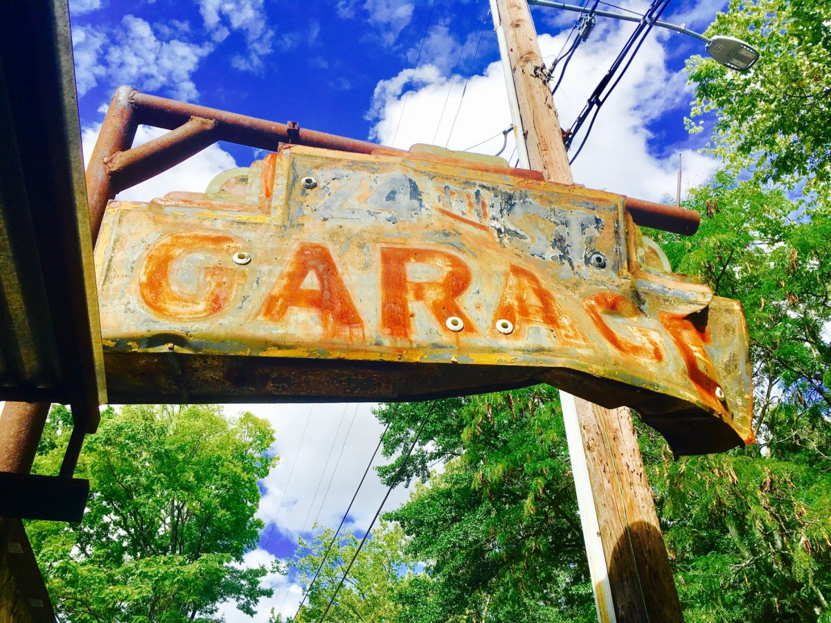 The Garage, Birmingham's original beer garden, in Southside is still as cool as ever