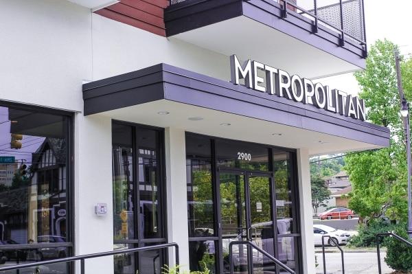 Birmingham, Alabama, the Metropolitan apartment community