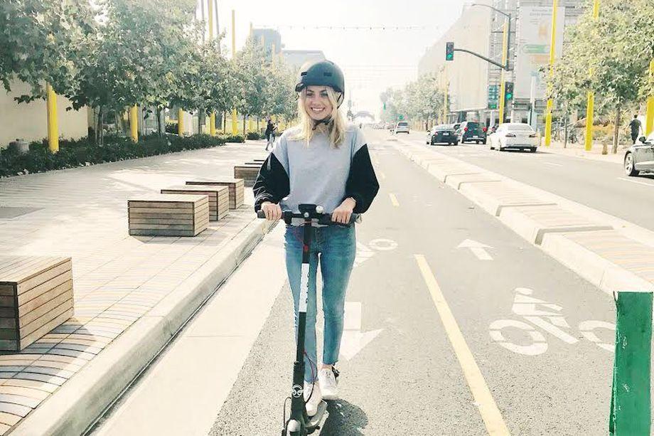 Birmingham, Alabama, Bird, electric scooter