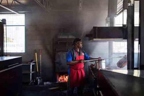 Birmingham, Alabama, Avondale, Rodney Scott, Rodney Scott's BBQ