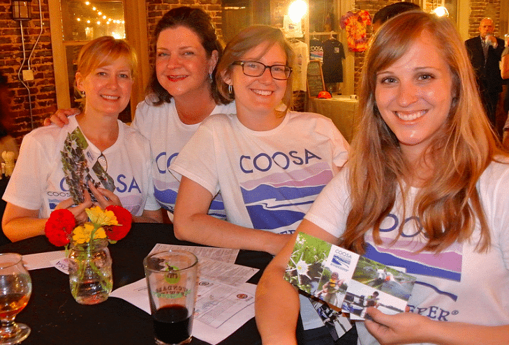 5 reasons why you should attend Cheers to the Coosa, September 6, at the Clubhouse on Highland