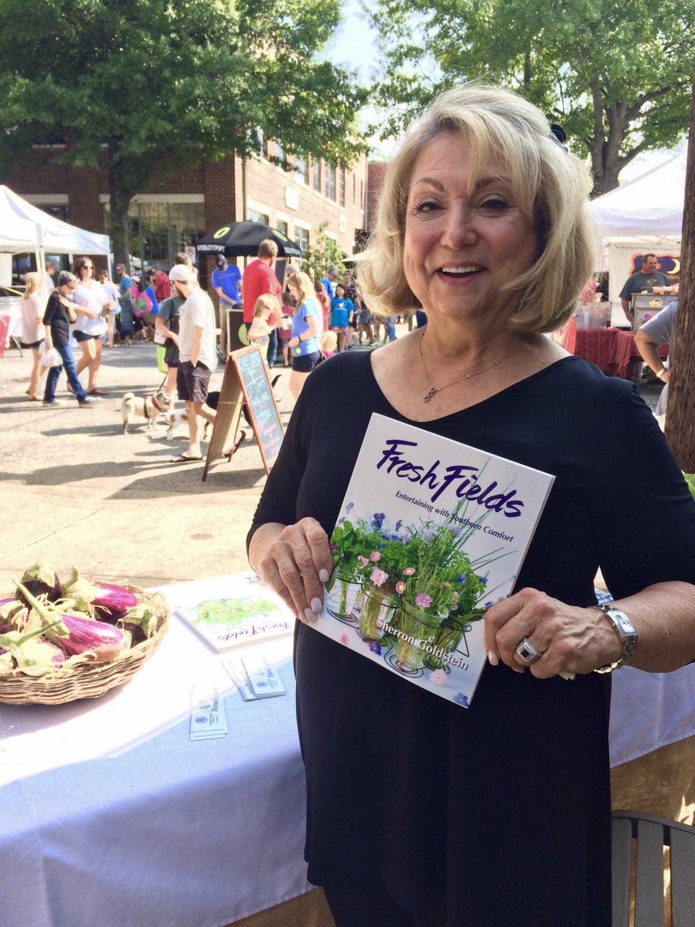 Birmingham Alabama, top Birmingham women in food, the Market at Pepper Place