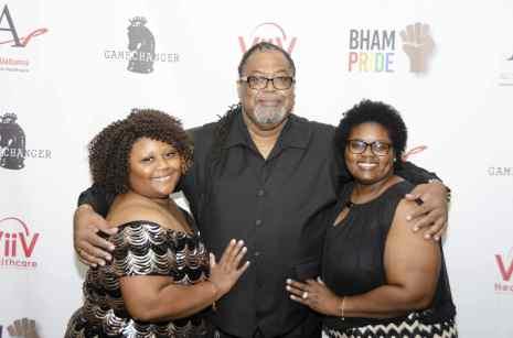 Amy Robinson, Alvin Logan, Rhonda Lee. Photo Courtesy via Tony Walker.