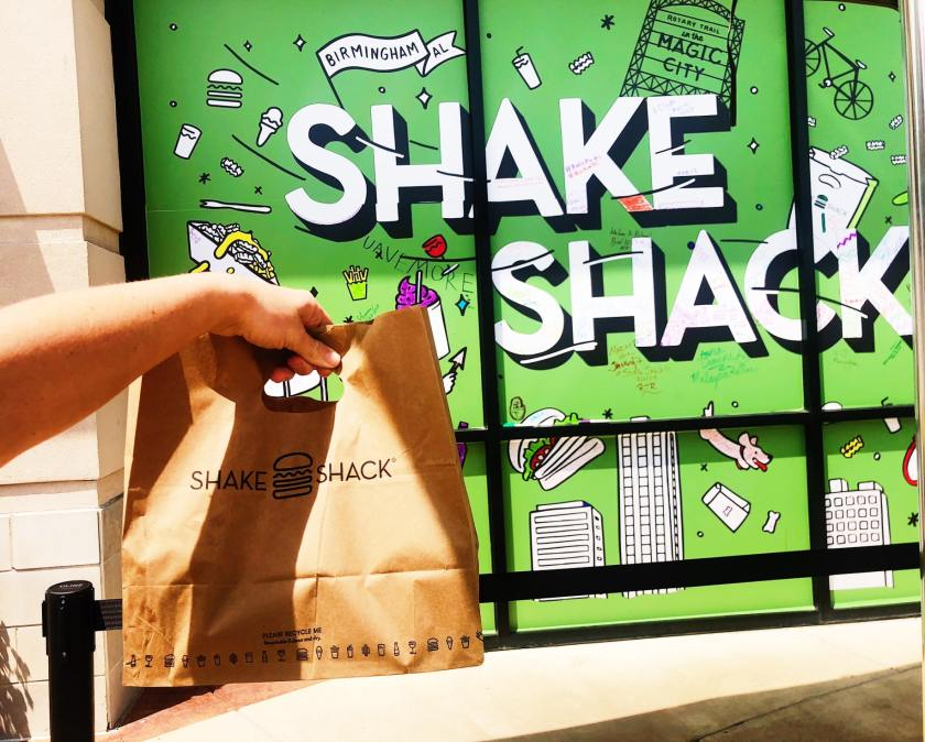 Birmingham, Alabama, Shake Shack, The Summit