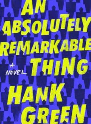 Birmingham, Books-A-Million, An Absolutely Remarkable Thing, Hank Green