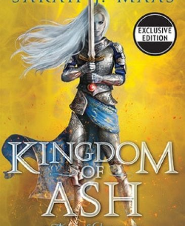 Birmingham, Books-A-Million, Sarah J. Mass, Kingdom of Ash