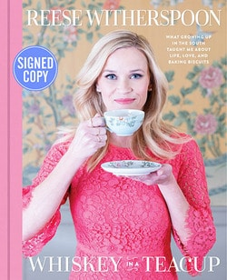 "7 must-read books up for grabs during Books-A-Million's Book Lovers Season, including ""Whiskey in a Teacup"" by Reese Witherspoon"